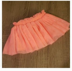 **5 for $15** Baby Tulle Skirt